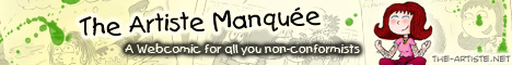 The Artiste Manqu�e - A Webcomic
